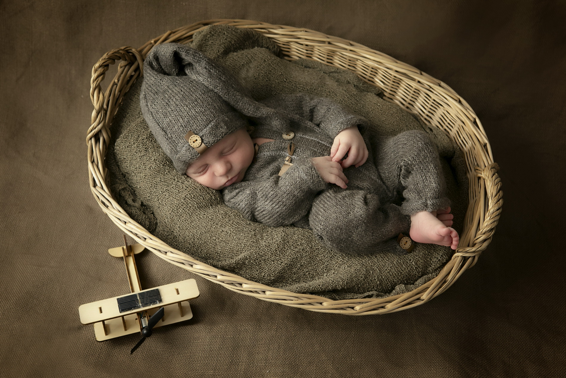 Babyfotos Newborn pixelwomen Fotostudio